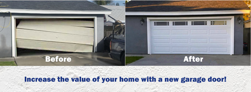 & Garage Doors Long Beach CA - New Garage Doors - Garage Door Repair